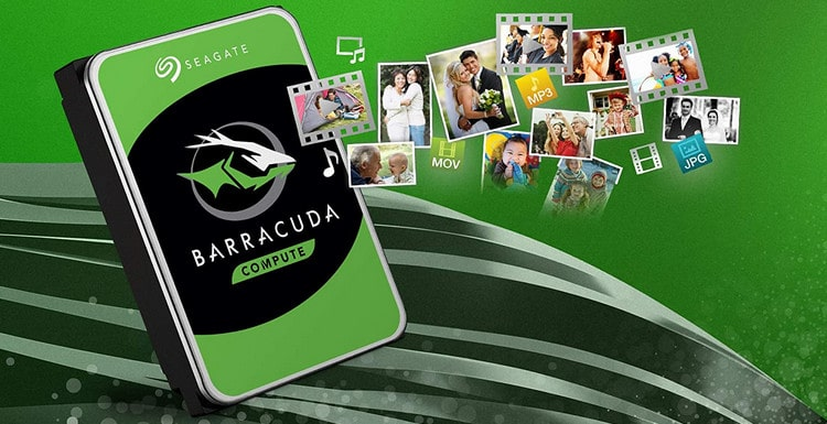 Avis disque dur SATA Seageate BarraCuda 1 To ST1000DMZ10