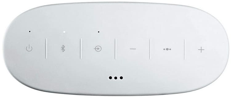 Facilité d'utilisation de la Bose Soundlink Color