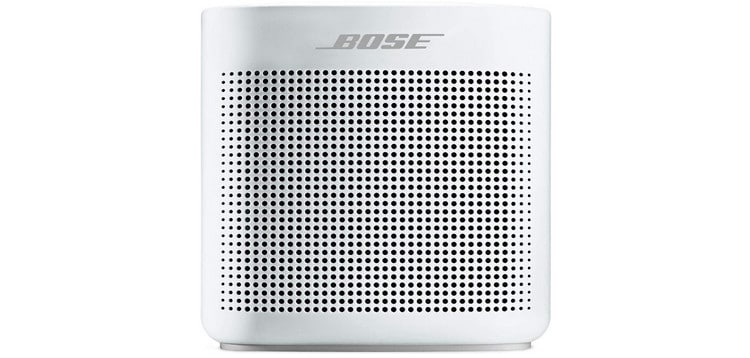 Test Bose Soundlink Color
