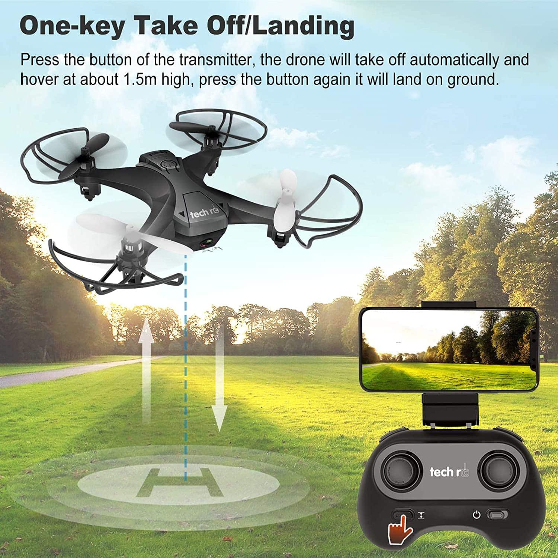 Drone pour débutant Tech RC
