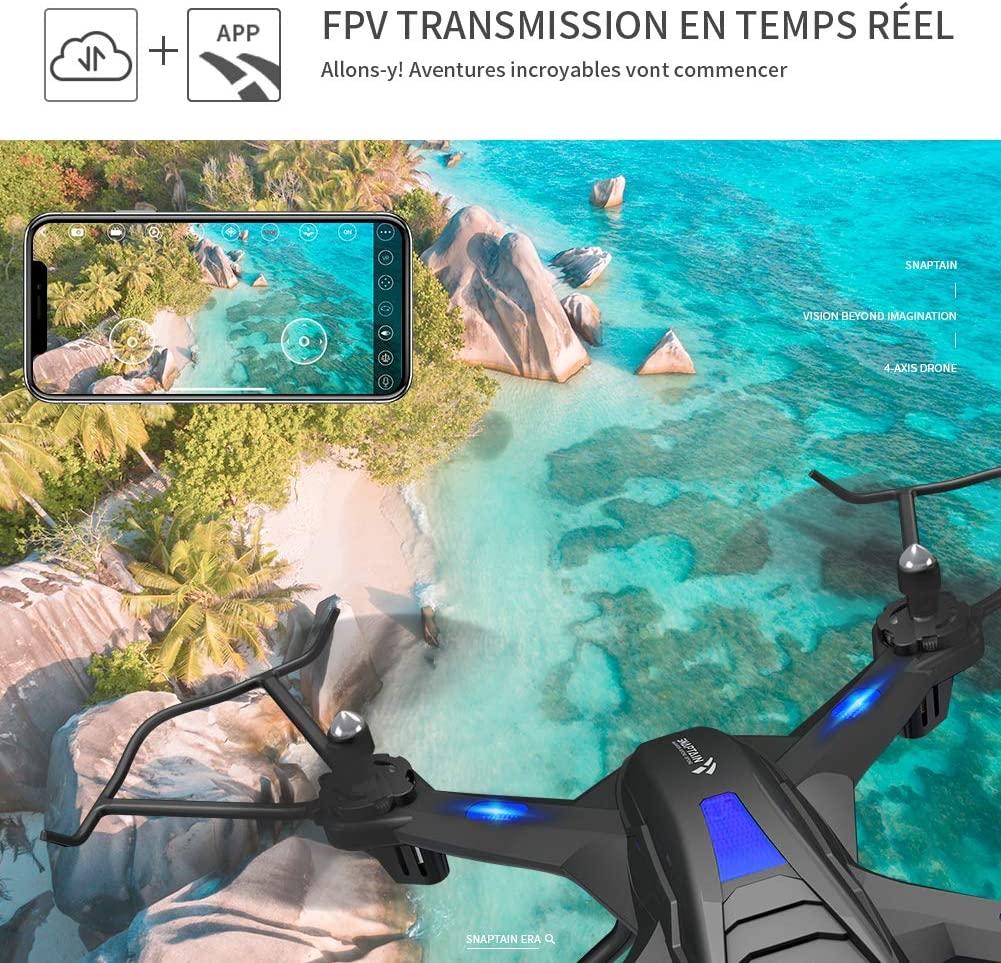 Drone pour débuter Snaptain S5C