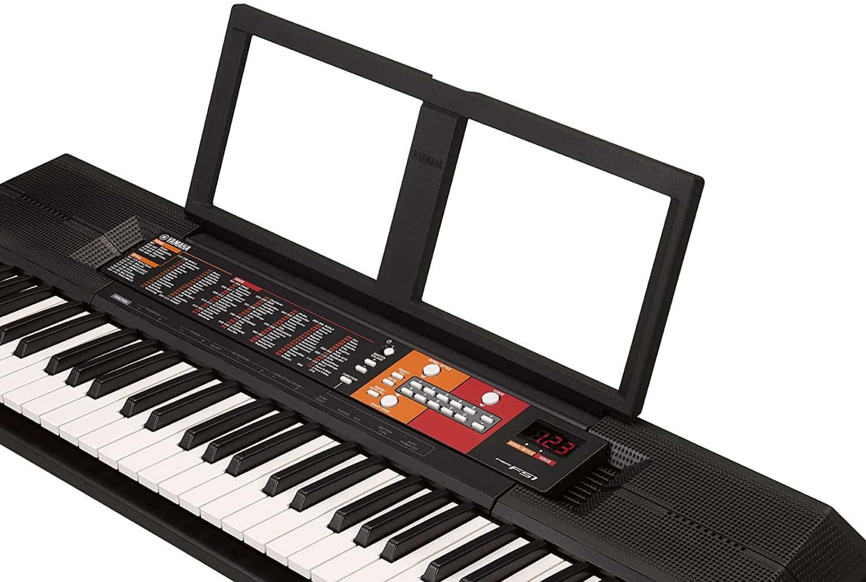 Piano numérique Yamaha 61 touches PSR-F51