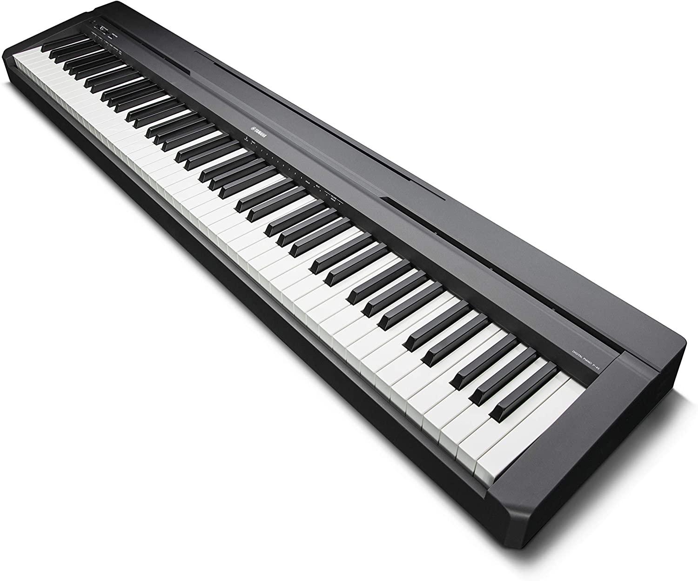 Piano numérique Yamaha 88 touches P-45