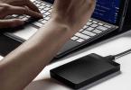 Comment partitionner un disque dur externe